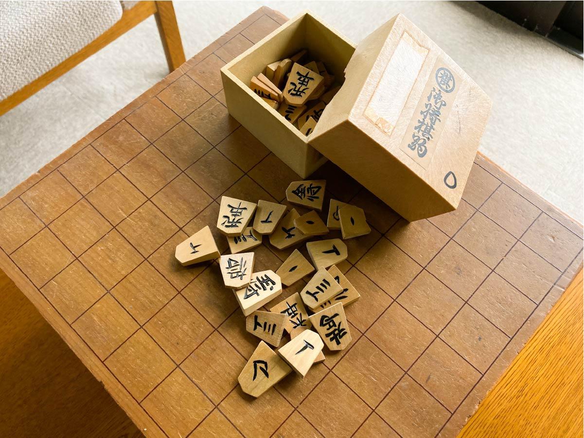 一緒に遊べる将棋